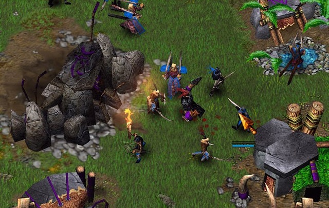 Hướng dẫn tải game Battle Realms  Winter of the Wolf